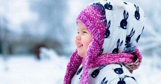 imbracarea bebelusului cand este frig